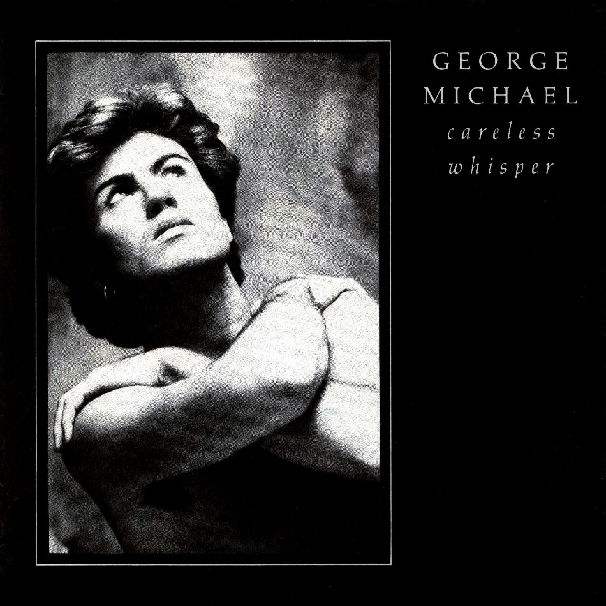 George Michael – Careless Whisper (single cover art)