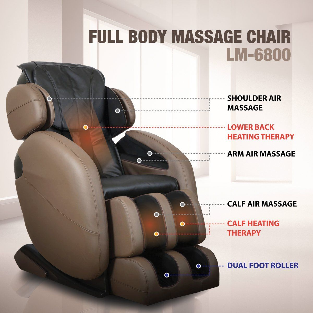 Kahuna Massage Chair Massage Chair Full Body Massage Massage