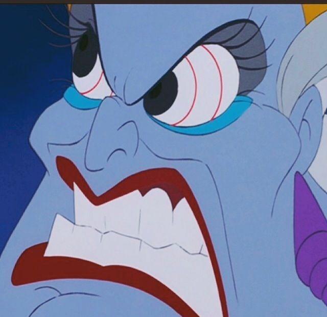 Ursula occhi di fuoco