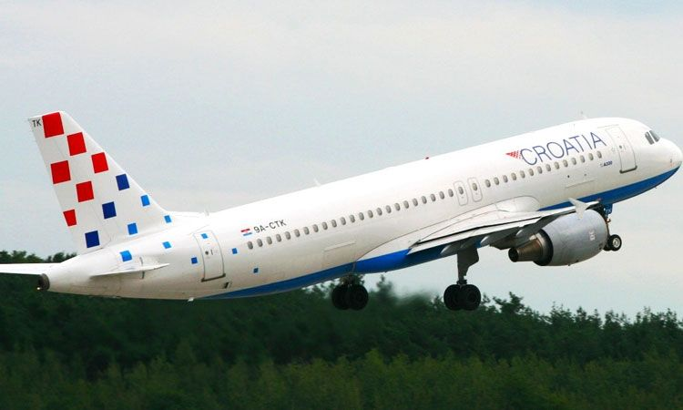 Croatia Airlines Looking To Expand In The Region The Dubrovnik Times Croatia Airlines Croatia Airlines