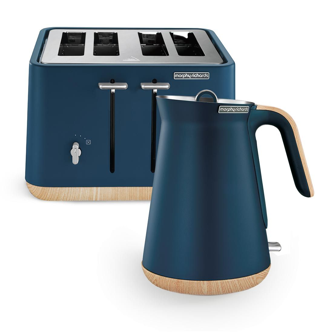 Scandi Aspect kettle and toaster set