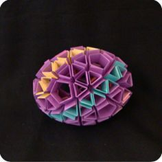 Photo of Snapology Egg – Make-Origami.com