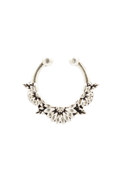 Perfectly adorned with intricate designs, try out the trend without the commitment. $12