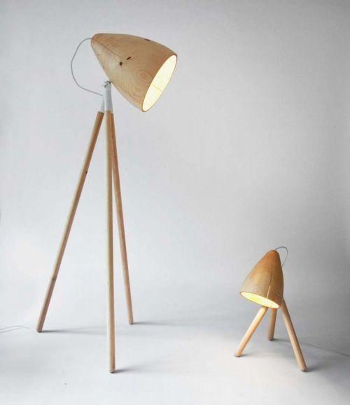 designer stehleuchten zum bewundern 10 originelle kreationen lighting 3 pinterest. Black Bedroom Furniture Sets. Home Design Ideas
