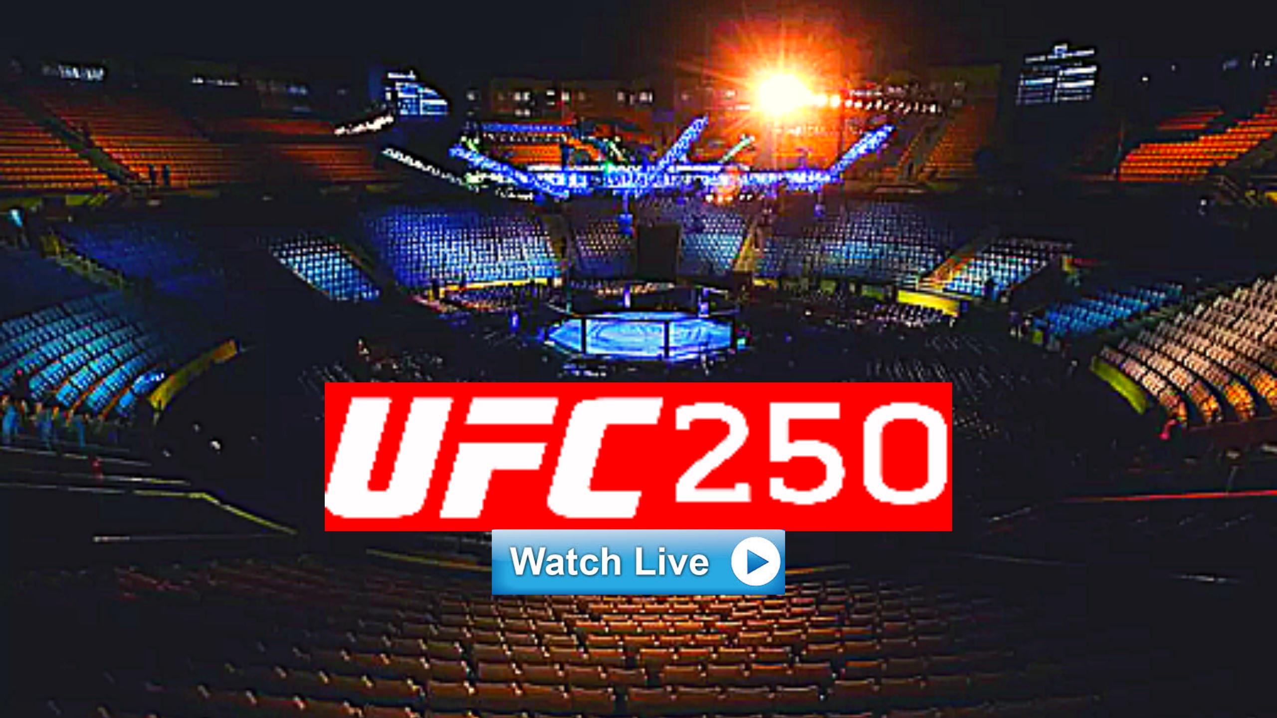 Ufc 250 Vs Ufc 250 Live Stream In 2020 Ufc Streaming Live Streaming