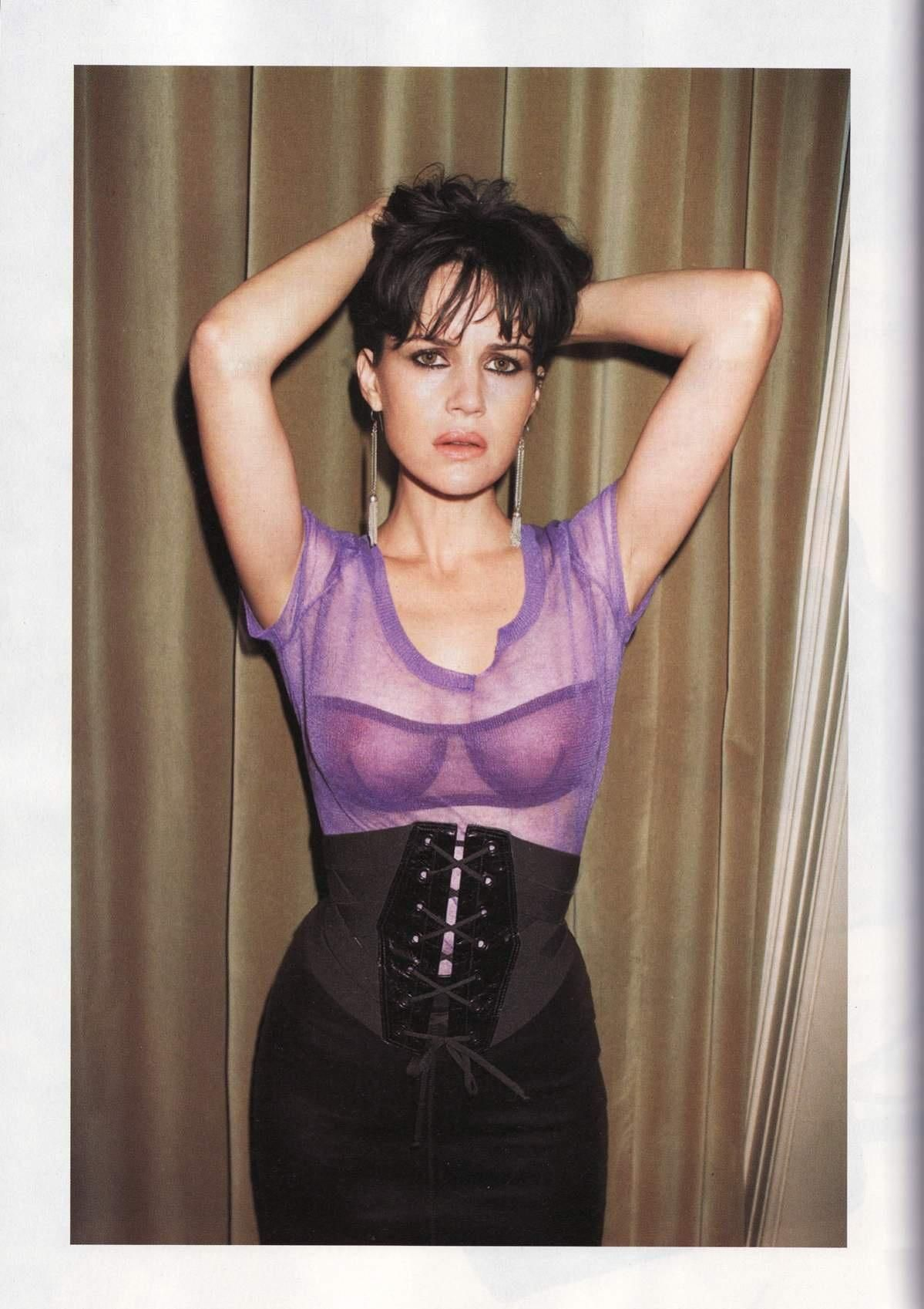 Pin By Jet Slade On You Caught My Eye  Carla Gugino -5868