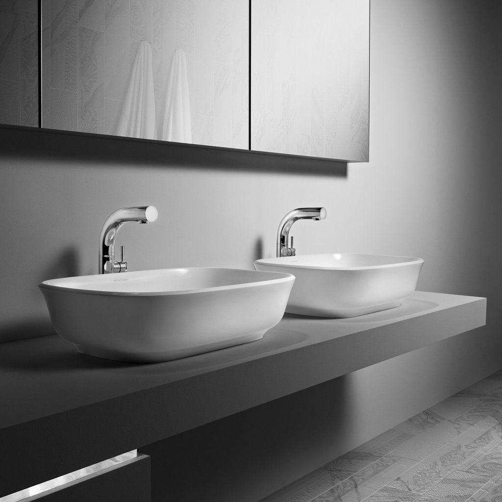 Victoria Albert Vessel Sink Amiata Modern Bathroom Sink Sink