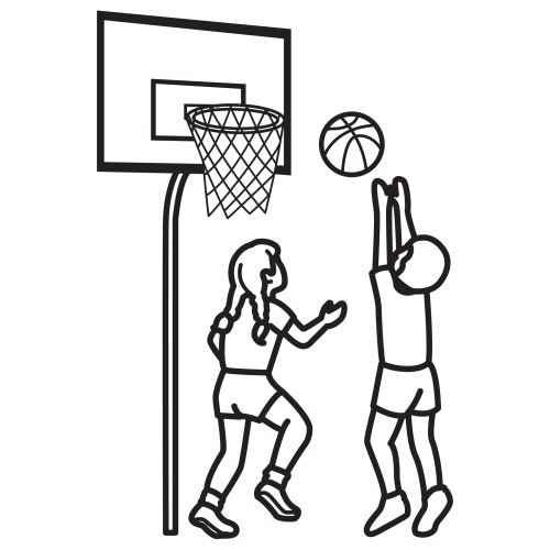basketball para colorear - Buscar con Google | I dont like ...