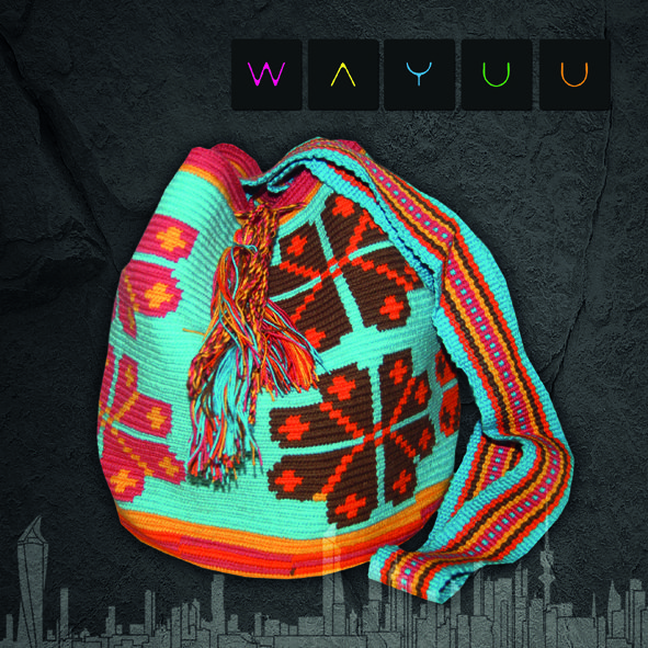Wayuu Neon Collection http://www.wayuu-middle-east.com/english/home-start