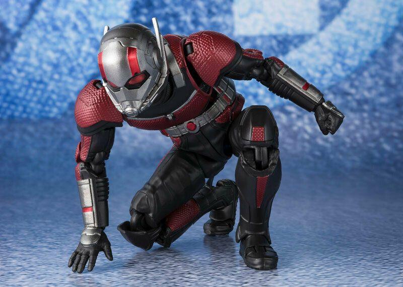 Bandai Marvel Avengers Endgame S.H.Figuarts Ant-Man Action Figure
