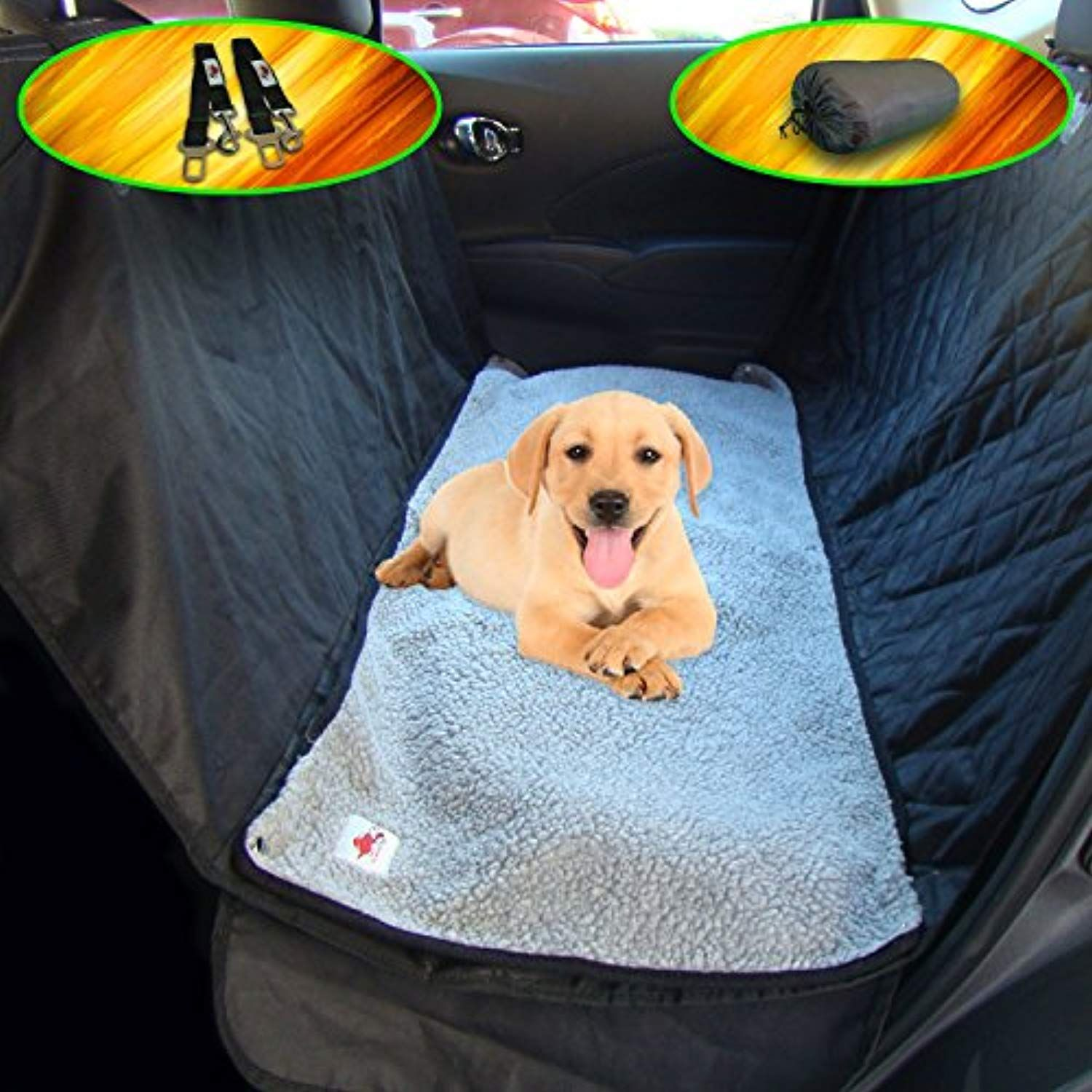The Ultimate Waterproof Nonslip Pet Seat Cover/Dog