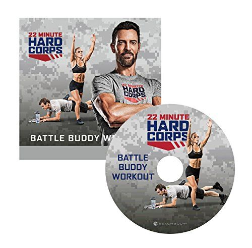 tony hortons 22 minute hard corps special ops workout dvd