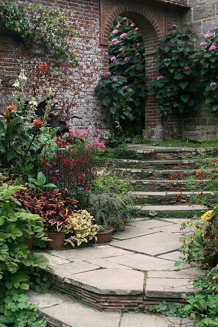 Great dixter gardens Jardín, Jardines y Plantas - paisajes jardines