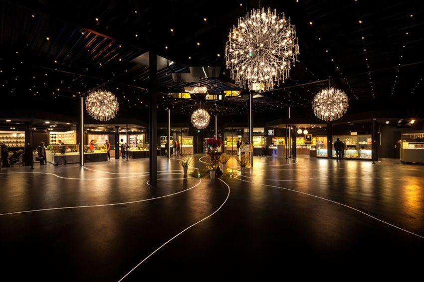 Lampen Bazaar Beverwijk : The cool hunter gold souk building beverwijk bazaar the