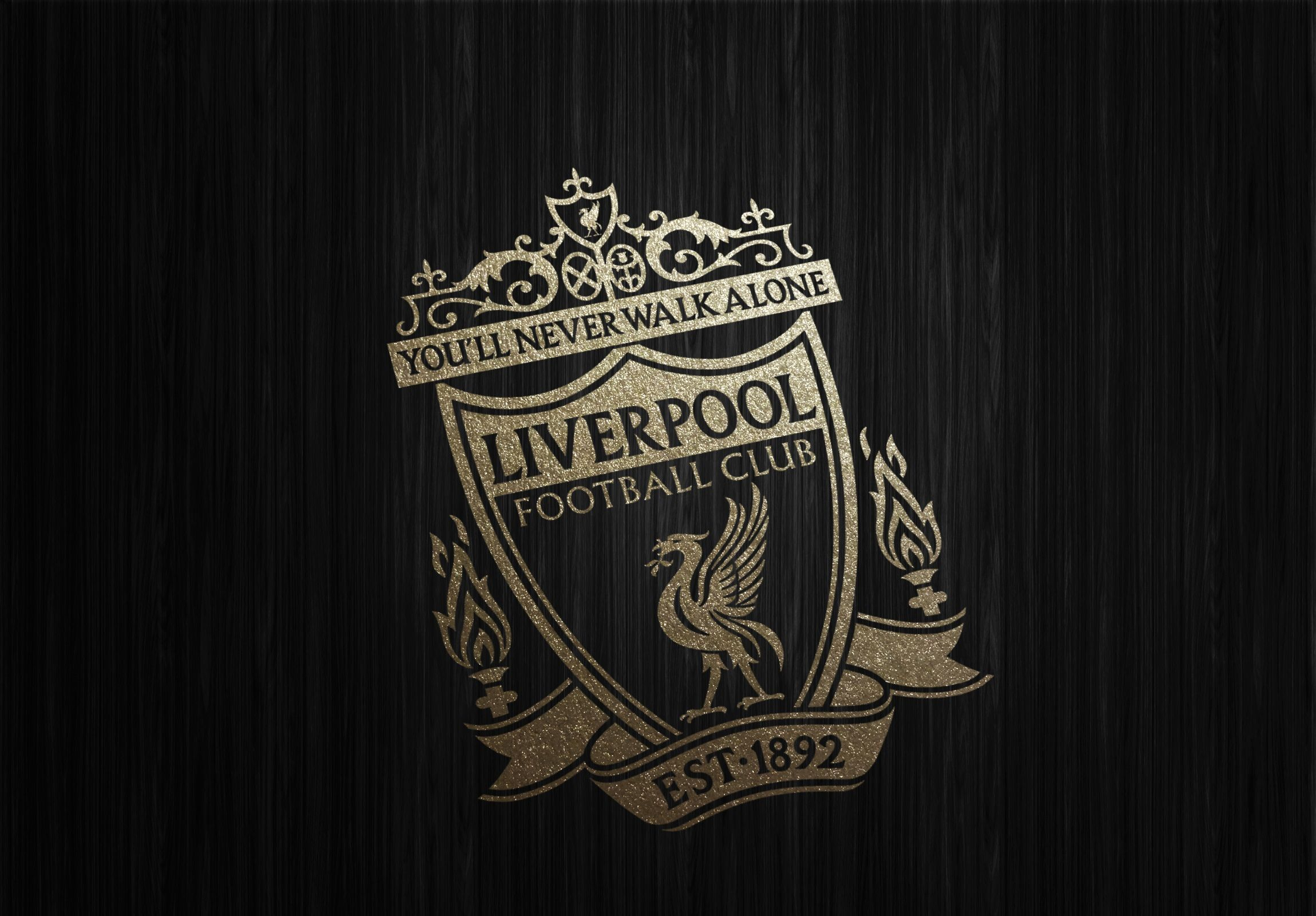Liverpool Gold Wallpaper HD