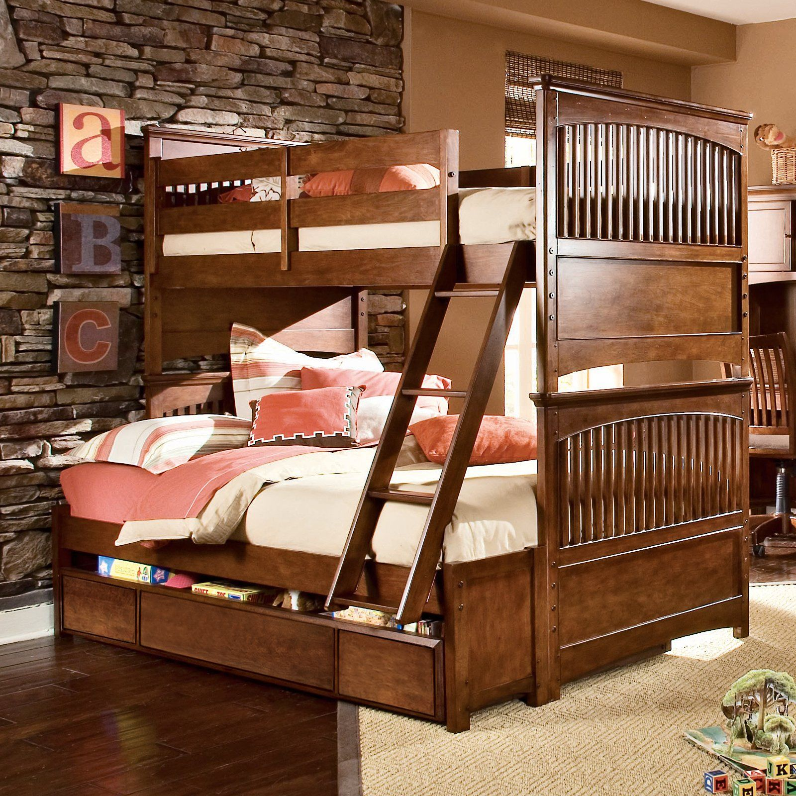 Have to have it. Elite Crossover Twin over Full Bunk Bed