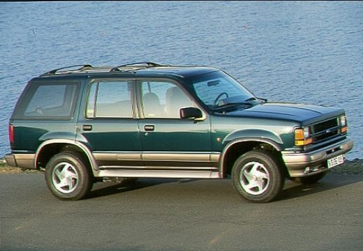 Ford Explorer 1993 Review Amazing Pictures And Images With