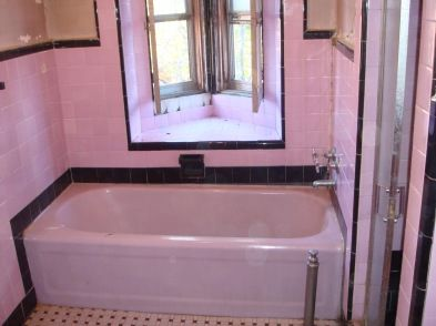 Queens Junk Removal Company Dimola Bros Junk Finds Vintage Newspapers Vintage Bathrooms