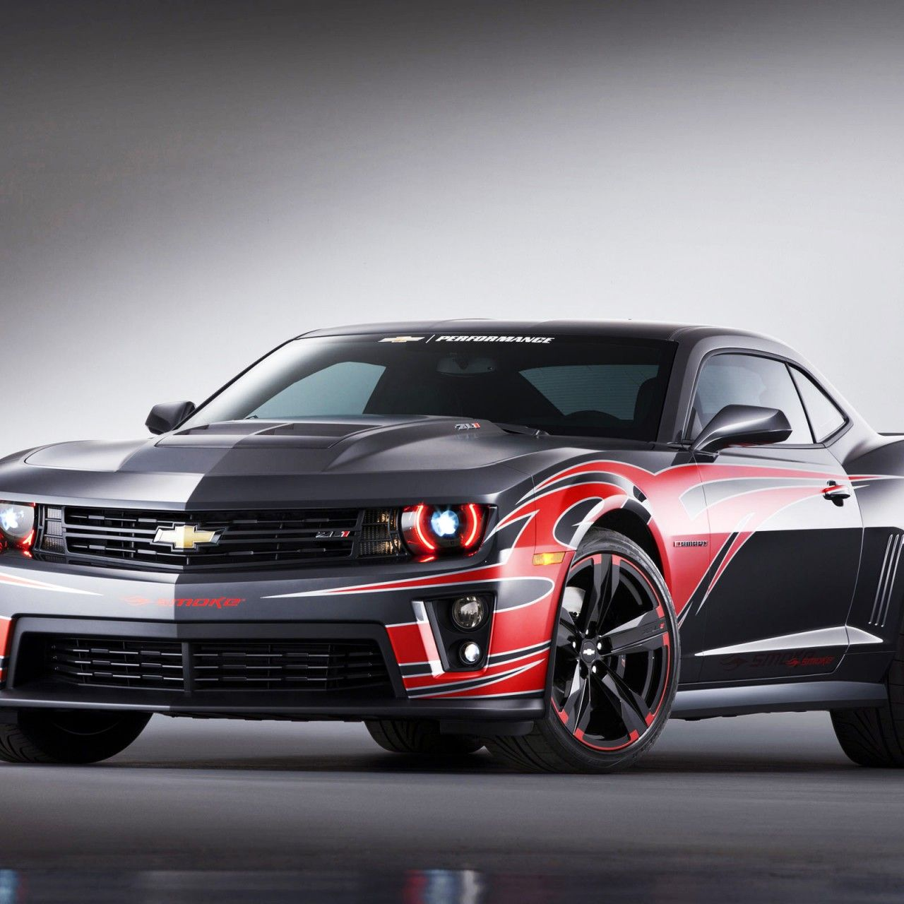 Chevrolet South Africa Wallpaper Chevrolet Camaro Black
