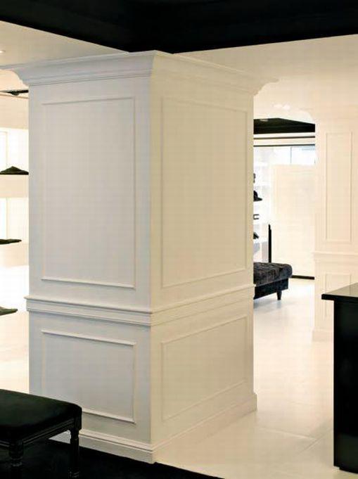 moldura orac decor para comercio | interiorismo & decoración, Innenarchitektur ideen