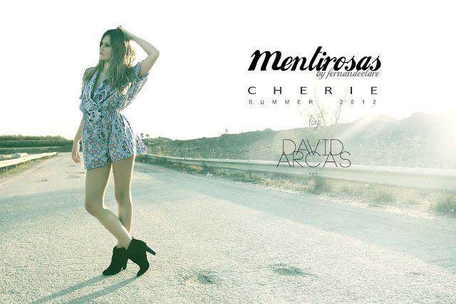 MAMEN - shoot Mentirosas cherie 2012 | david arcas fotografía