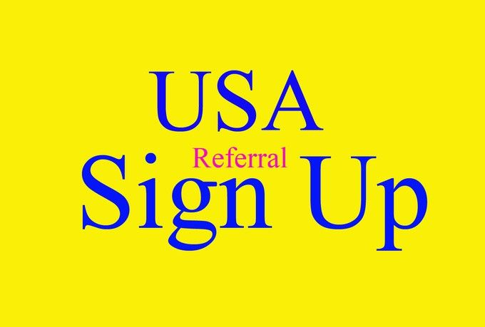If you need referral signup for your site you can order