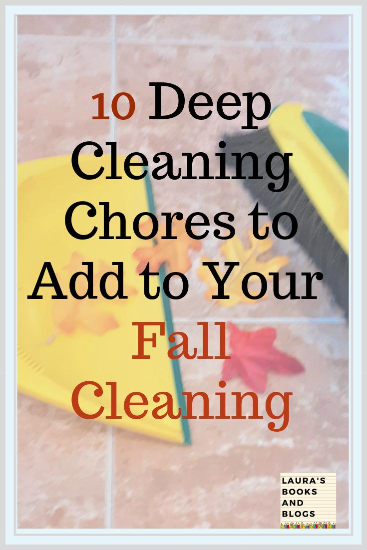 Photo of 10 gründliche Reinigungsarbeiten, um Ihre Herbstreinigung zu verbessern