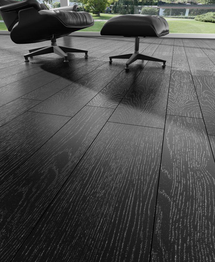 Porcelain Tiles Series Arhus 14 4x89 3 Vives Floor Tiles Wall Tiles And Porcelain Tiles Black Wood Floors Wood Look Tile Floor Black Hardwood Floors