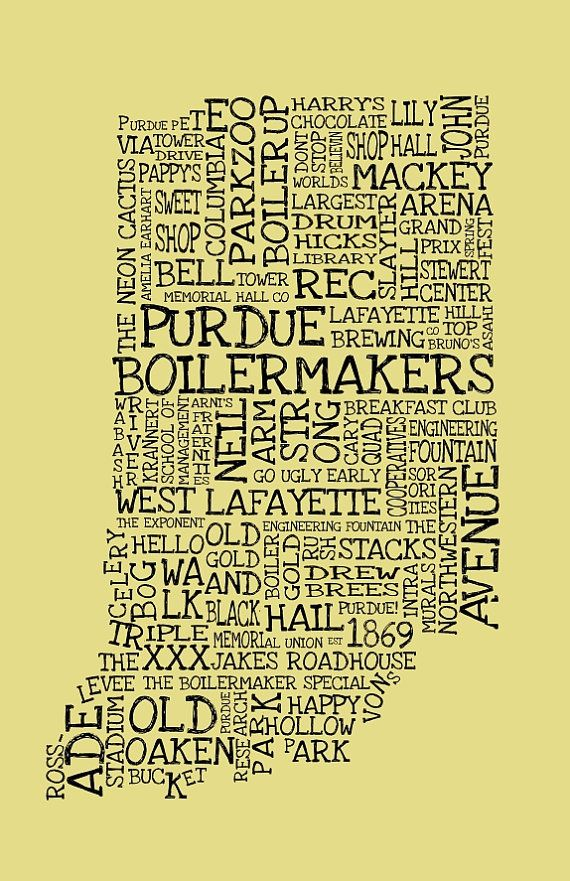 5 Dollars Off Deal Purdue University Boilermakers By Endythings 15 00 Lafayette Indiana West Lafayette Indiana Purdue