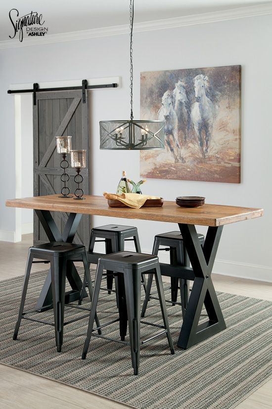 Ashleyfurniture Go Big And Love Home With The Modern