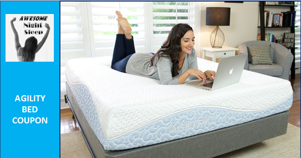 Agility Bed Coupon Comfort Mattress Bed Innerspring Mattresses