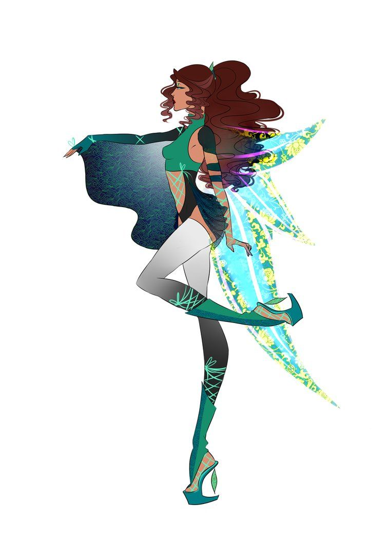 Leyla\'s (Aisha\'s) new transformation by MinamiKoboyasy   Winx club ...