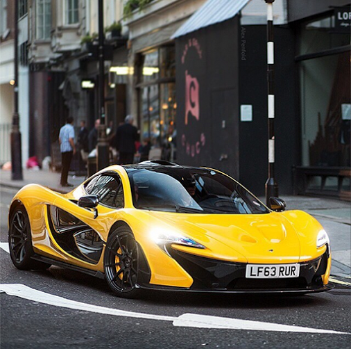 Maclaren P1 By Alexpenfold Super Cars Latest Cars Sport Cars