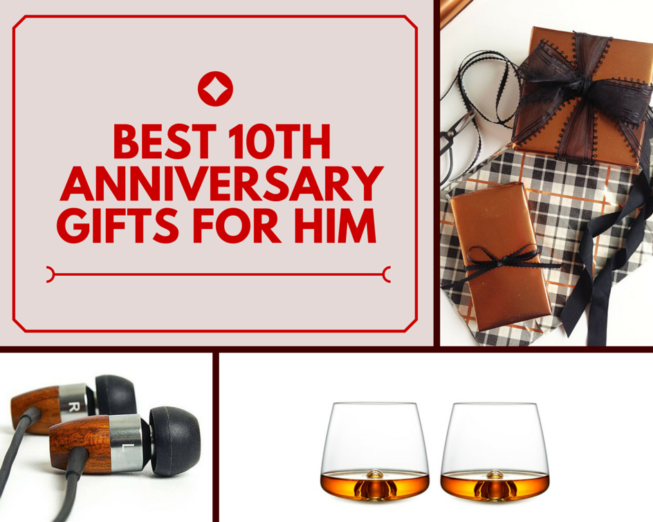 HelloShopper's round up of the best 10th anniversary gifts ...