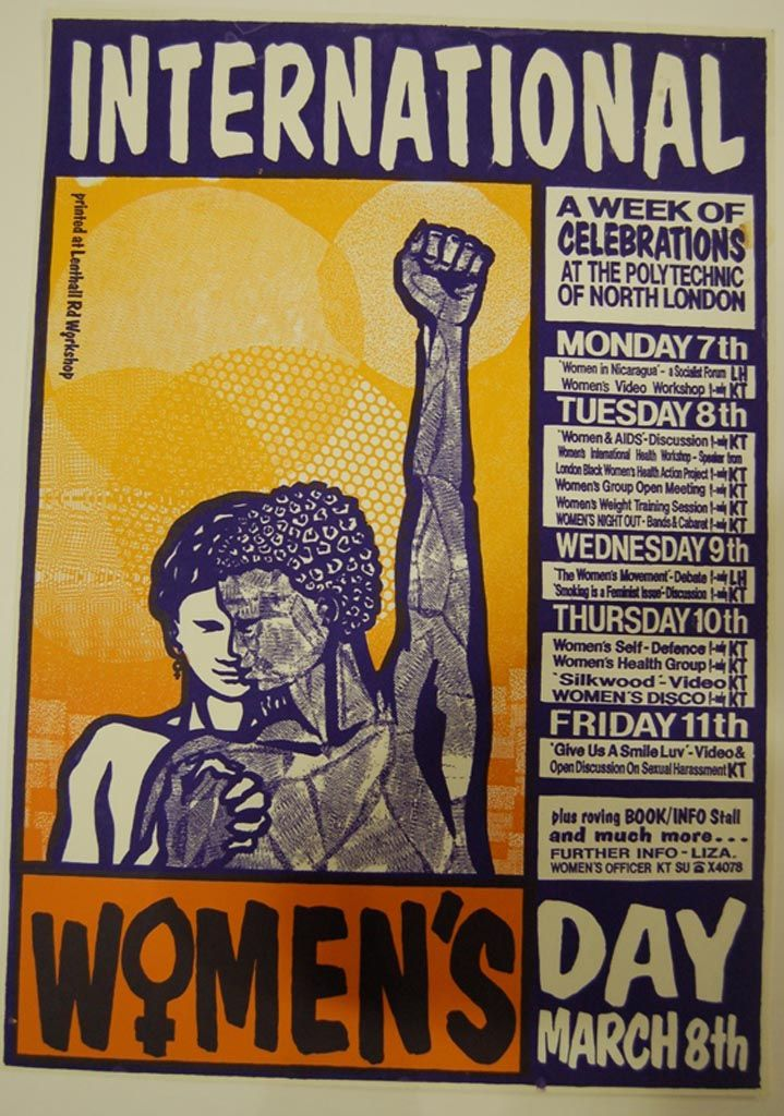 From the Glasgow Women's Library and the Wenthall Rd. Workshop