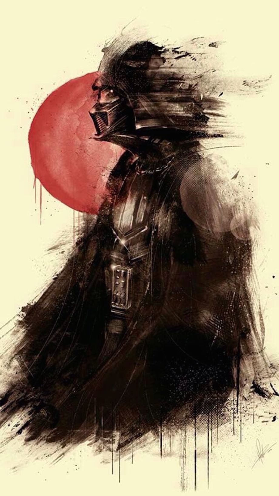 Phone backgrounds from a galaxy far, far away (24 HQ