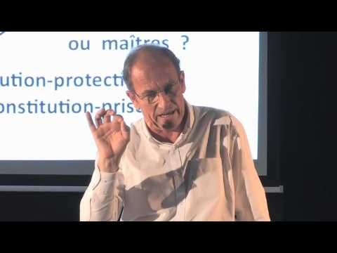 To be for the people, it must be by the people | Étienne Chouard | TEDxR...
