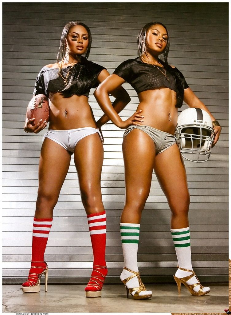 Meet The Twins In Nude Soccer