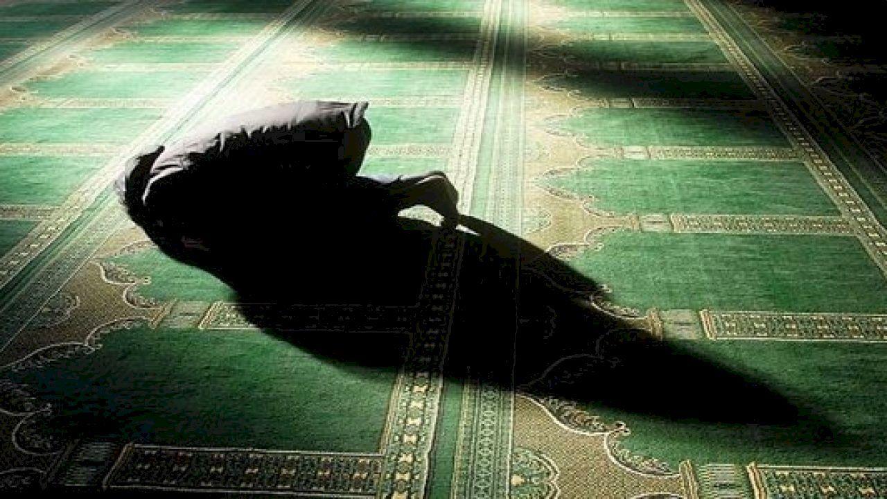 صفة سجود الشكر Islam Solat Pray