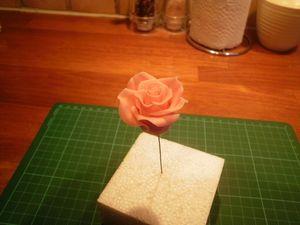 Роза из мастики (как это делаю я) пошаговый рецепт с фотографиями