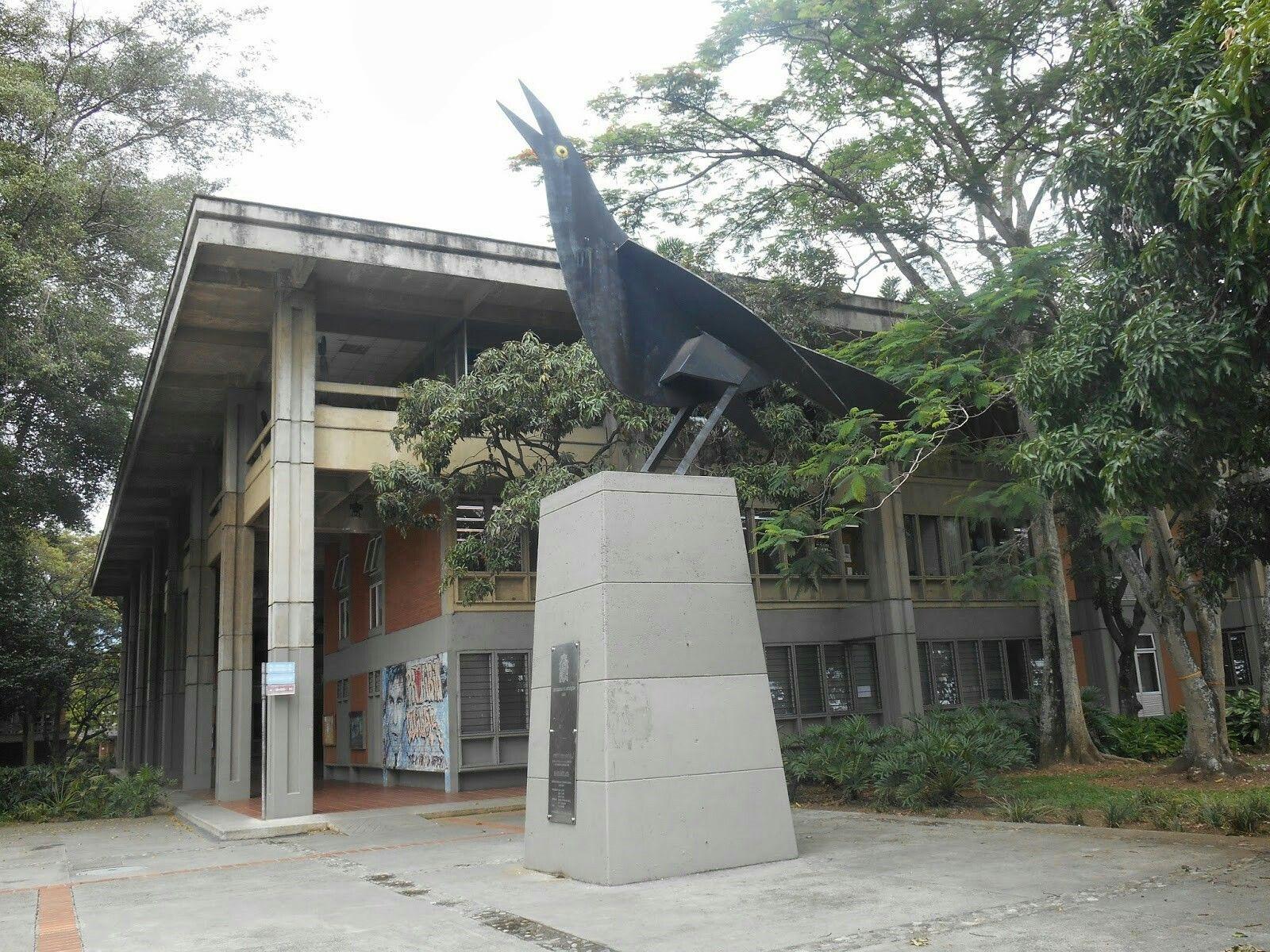 En Universidad de Antioquia en Medellín.