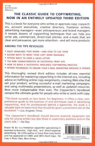 The Copywriteru0027s Handbook A Step-By-Step Guide To Writing Copy - business sales letter