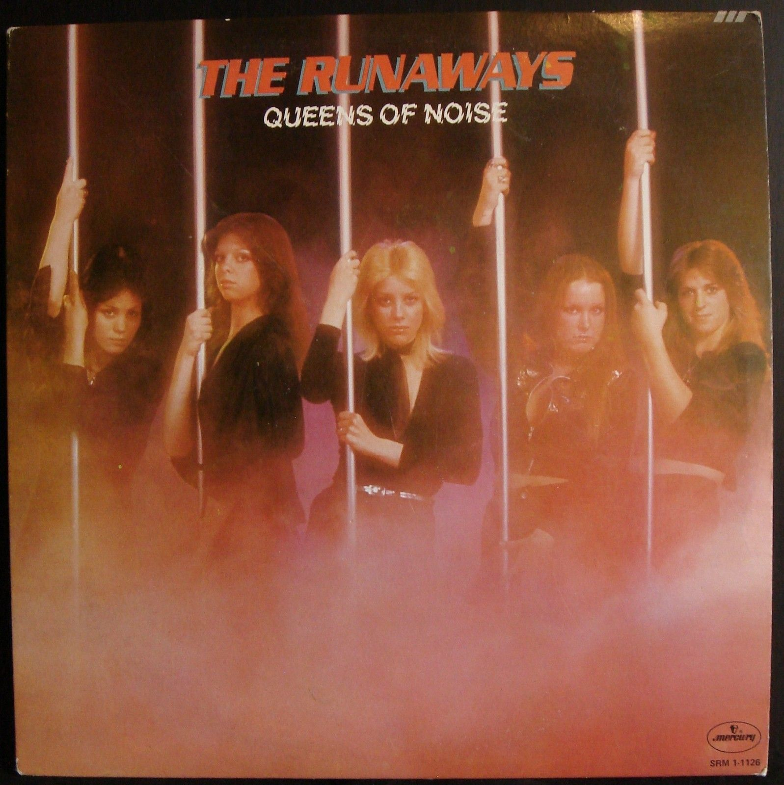 Details About The Runaways Quot Queens Of Noise Quot Unplayed