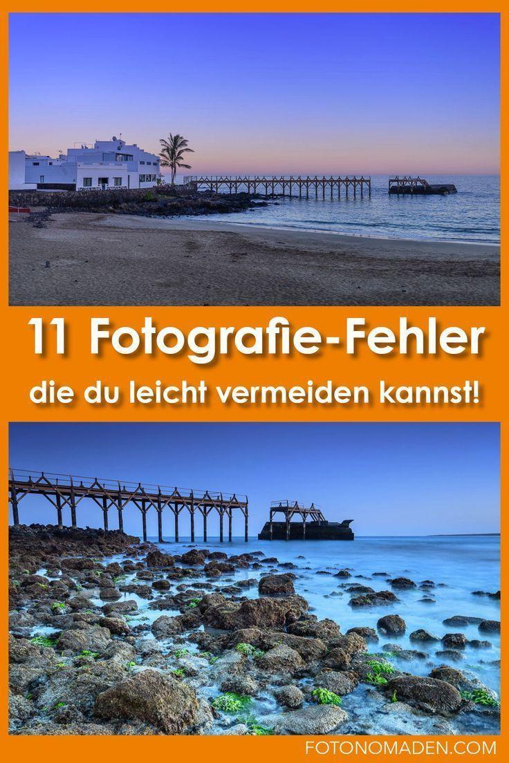Fotografie Anfängerfehler - So vermeidest du sie | FOTONOMADEN.COM