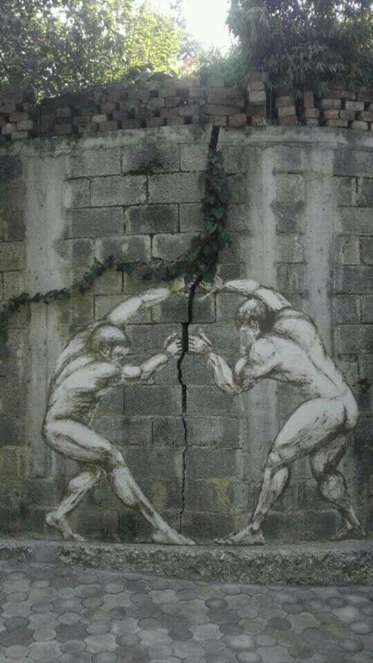 Buscamos el arte en nuestro entorno
