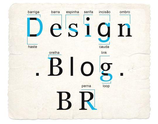 Características da tipografia