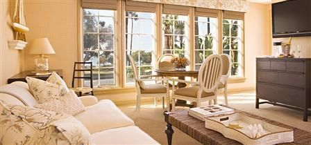 Bi Level Bungalows At The Fairmont Miramar Hotels Santa Monica Built