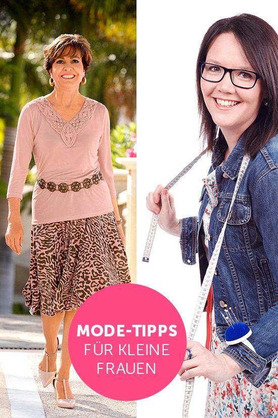Tolle Mode für kleine Frauen – das KLINGEL Kurzgrößen ABC