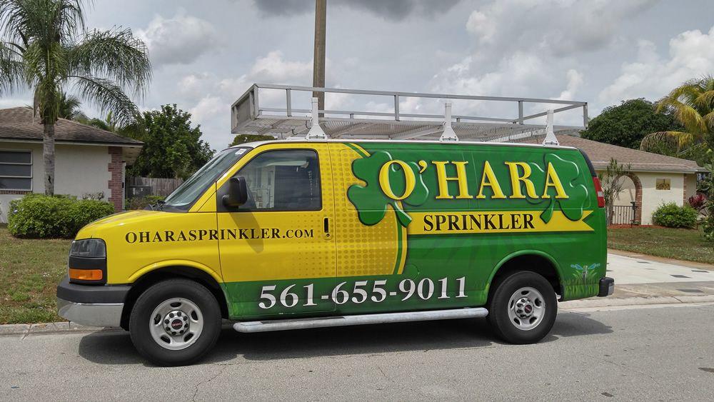O'Hara Sprinkler West Palm Beach Sprinkler Repair and