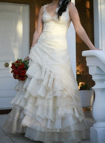 Vendo vestido de novia concepcion